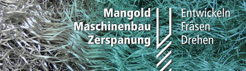 Mangold Maschinenbau Zerspanung
